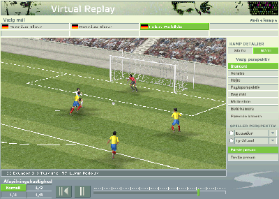 Virtual Replay