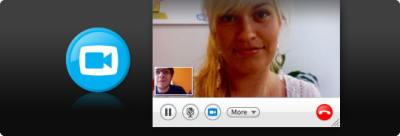 Skype for Mac with Video Preview
