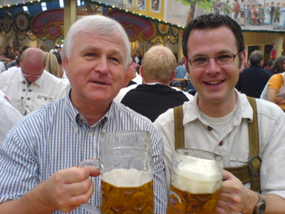 Wiesn 2006 - Dad - Andi