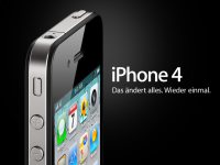 iPhone 4 und iOS4