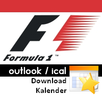 Formel 1 Kalender Saison 2013 (Download)